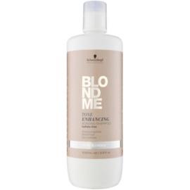 Schwarzkopf Professional Blondme szampon bez sulfatów do zimnych odcieni blond  1000 ml