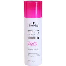 Schwarzkopf Professional PH 4,5 BC Bonacure Color Freeze Conditioner For Color Protection  200 ml