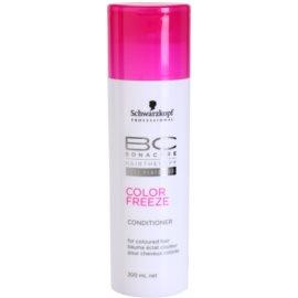 Schwarzkopf Professional BC Bonacure Color Freeze kondicionér pro ochranu barvy  200 ml