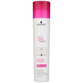 Schwarzkopf Professional PH 4,5 BC Bonacure Color Freeze szampon chroniący kolor  250 ml
