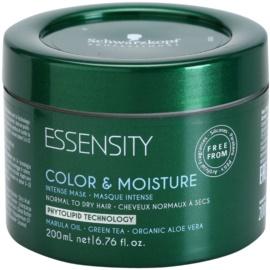 Schwarzkopf Professional Essensity Color & Moisture masca hidratanta  200 ml
