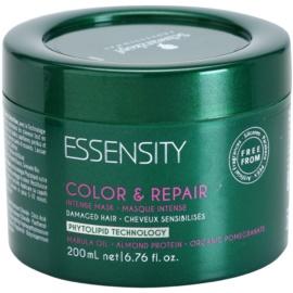 Schwarzkopf Professional Essensity Color & Repair masca hidratanta pentru par deteriorat  200 ml