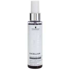 Schwarzkopf Professional BC Bonacure Excellium Beautifying Silver Pigment Spray for White and Silver Hair  100 ml