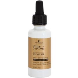 Schwarzkopf Professional BC Bonacure Excellium Taming sérum na suchou pokožku hlavy  30 ml