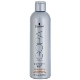 Schwarzkopf Professional IGORA Expert Kit eliminador de manchas de tinte de pelo de la piel  250 ml