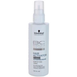 Schwarzkopf Professional BC Bonacure Hair Activator tónico fortalecedor fortalecimiento y crecimiento para el cabello  100 ml
