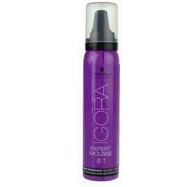 Schwarzkopf Professional IGORA Expert Mousse pena za barvanje za lase odtenek 8-1 Light Blonde Cendré  100 ml