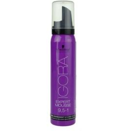 Schwarzkopf Professional IGORA Expert Mousse tinte en espuma para cabello tono 9,5-1 Pearl  100 ml