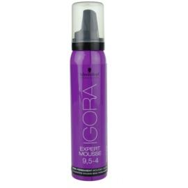Schwarzkopf Professional IGORA Expert Mousse pena za barvanje za lase odtenek 9,5-4 Beige  100 ml