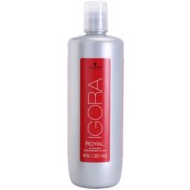 Schwarzkopf Professional IGORA Royal oksidacijska emulzija 6% 20 Vol.  1000 ml