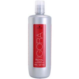 Schwarzkopf Professional IGORA Royal Entwicklerlotion 6 % Vol.20  1000 ml