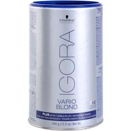 Schwarzkopf Professional IGORA Vario Blond zesvětlující pudr  450 g