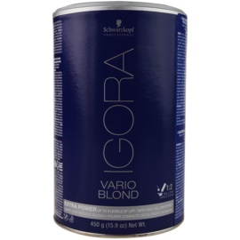 Schwarzkopf Professional IGORA Vario Blond пудра за кичури  450 гр.