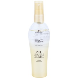 Schwarzkopf Professional BC Bonacure Oil Miracle Marula Oil aceite en spray para cabello fino y normal  100 ml