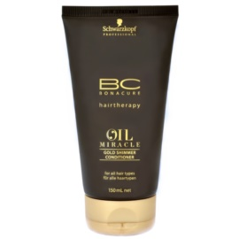 Schwarzkopf Professional BC Bonacure Oil Miracle Argan Oil kondicionér pro všechny typy vlasů  150 ml