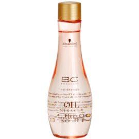 Schwarzkopf Professional BC Bonacure Oil Miracle Rose Oil olejové sérum pro namáhané vlasy a vlasovou pokožku  100 ml