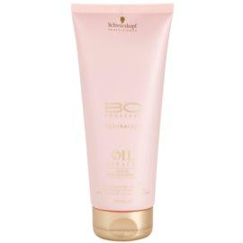 Schwarzkopf Professional BC Bonacure Oil Miracle Rose Oil szampon z olejkami szampon do zmęczonych włosów i skóry głowy  200 ml