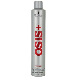 Schwarzkopf Professional Osis+ Freeze Finish Hair Lacquer Strong Firming  500 ml