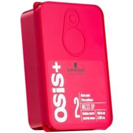 Schwarzkopf Professional Osis+ Mess Up mattító paszta közepes fixálás  100 ml