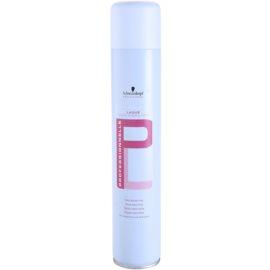 Schwarzkopf Professional PL lak na vlasy extra silné zpevnění  500 ml