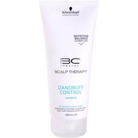 Schwarzkopf Professional BC Bonacure Scalp Therapy szampon przeciw łupieżowi  200 ml