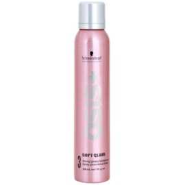 Schwarzkopf Professional Osis+ Soft Glam lak na vlasy pro objem a lesk Hold Level: 3 Strong 200 ml