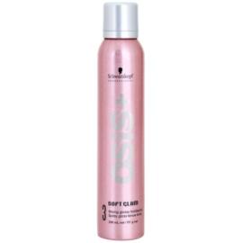 Schwarzkopf Professional Osis+ Soft Glam lak na vlasy pro objem a lesk Hold Level: 3 Strong 200 ml