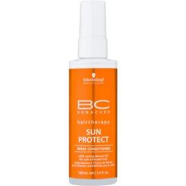 Schwarzkopf Professional BC Bonacure Sun Protect balzam v pršilu za lase izpostavljene soncu  100 ml