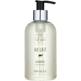 Scottish Fine Soaps Au Lait Haarshampoo   300 ml
