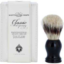 Scottish Fine Soaps Classic Male Grooming brocha de afeitar para hombre