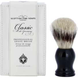 Scottish Fine Soaps Classic Male Grooming Rasierpinsel für Herren