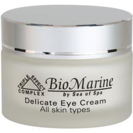 Sea of Spa Bio Marine sanfte Augencreme für alle Hauttypen  50 ml