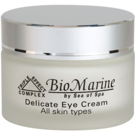 Sea of Spa Bio Marine sanfte Augencreme für alle Hauttypen  50 ml