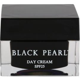 Sea of Spa Black Pearl creme antirrugas diário para pele seca a muito seca SPF 25  50 ml