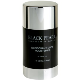 Sea of Spa Black Pearl tuhý deodorant pro ženy  75 ml