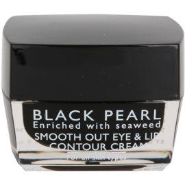 Sea of Spa Black Pearl crema para labios y contorno de ojos para todo tipo de pieles  30 ml