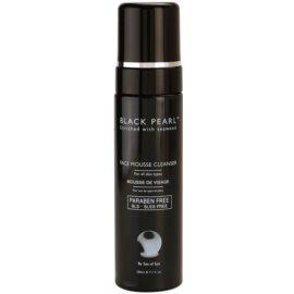 Sea of Spa Black Pearl Reinigungsschaum für alle Hauttypen  200 ml