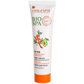 Sea of Spa Bio Spa Körpercreme mit Avocado und Sanddorn  100 ml