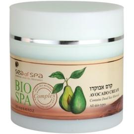 Sea of Spa Bio Spa tělový krém s avokádem  250 ml