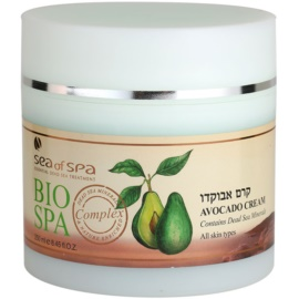 Sea of Spa Bio Spa Körpercreme mit Avokado  250 ml