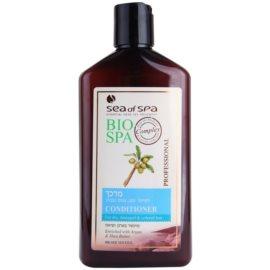 Sea of Spa Bio Spa condicionador para cabelo danificado e pintado  400 ml
