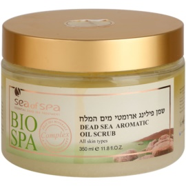 Sea of Spa Bio Spa olejowy peeling do ciała  350 ml