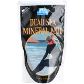 Sea of Spa Dead Sea barro con minerales del Mar Muerto   600 g