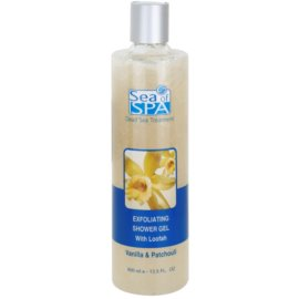 Sea of Spa Dead Sea Treatment peelinges fürdőgél  400 ml