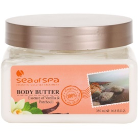 Sea of Spa Essential Dead Sea Treatment Körperbutter mit Mineralien aus dem Toten Meer  350 ml