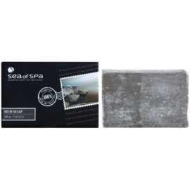 Sea of Spa Essential Dead Sea Treatment Bar Soap With Black Mud  200 g