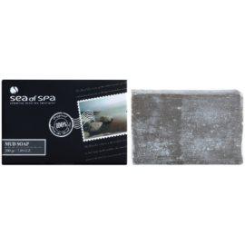 Sea of Spa Essential Dead Sea Treatment Feinseife Schwarzer Schlamm  200 g