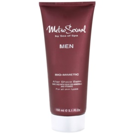 Sea of Spa Metro Sexual After Shave Balsam mit kühlender Wirkung  150 ml