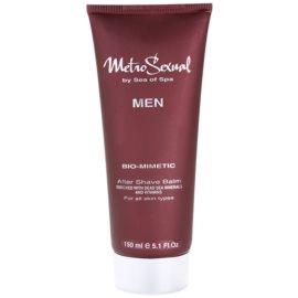 Sea of Spa Metro Sexual borotválkozás utáni balzsam hűsítő hatással  150 ml