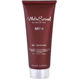 Sea of Spa Metro Sexual gel de limpeza suave para rosto  150 ml